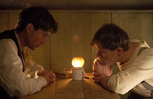 Le Vent se lève : photo Cillian Murphy, Ken Loach, Padraic Delaney