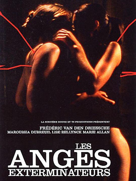 Les anges exterminateurs : Affiche Jean-Claude Brisseau