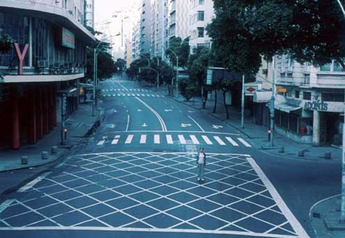 L'Autre côté de la rue : Photo Fernanda Montenegro, Marcos Bernstein