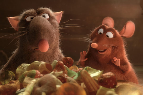Ratatouille : Photo