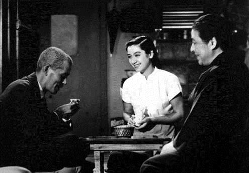 Voyage à Tokyo : Photo Chishu Ryu, Yasujirô Ozu