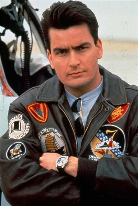 Hot Shots! : Photo Charlie Sheen