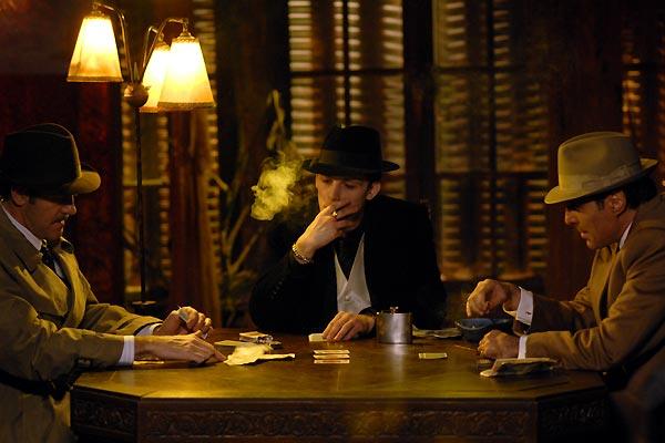 Le Deuxième souffle : Photo Alain Corneau, Gilbert Melki, Jacques Bonnaffé, Nicolas Duvauchelle