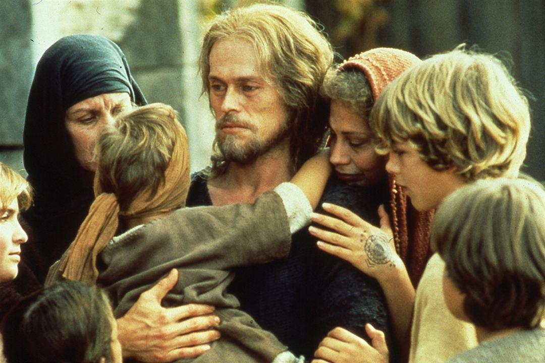 La Dernière tentation du Christ : Photo Willem Dafoe