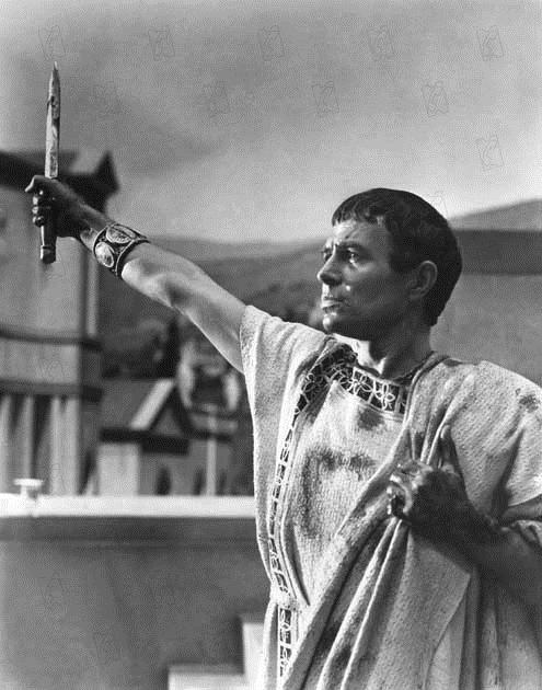 Jules César : Photo James Mason, Joseph L. Mankiewicz