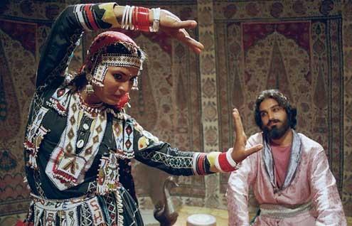Bab'Aziz, le prince qui contemplait son âme : Photo Nacer Khemir