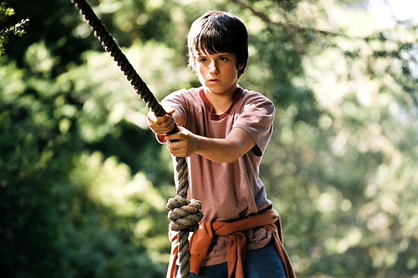 Le Secret de Terabithia : Photo Gabor Csupo, Josh Hutcherson