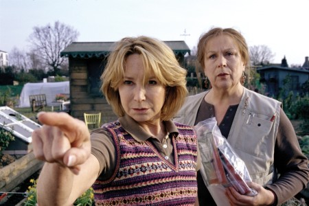 Rosemary et Thyme : Photo Felicity Kendal, Pam Ferris