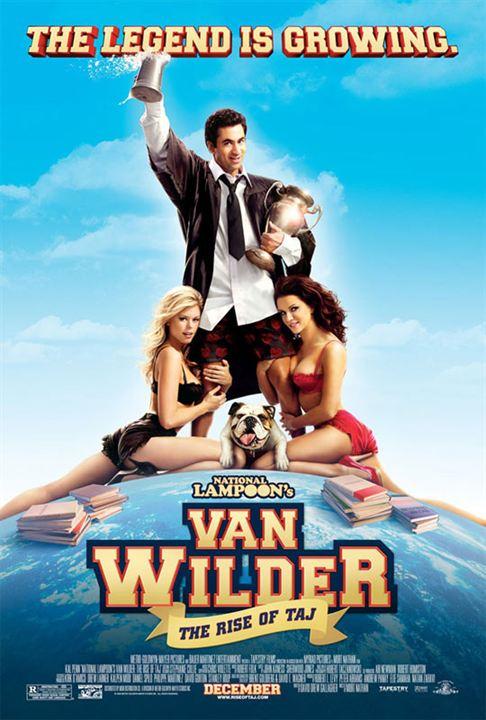 Van Wilder 2 : Sexy Party : Affiche Mort Nathan