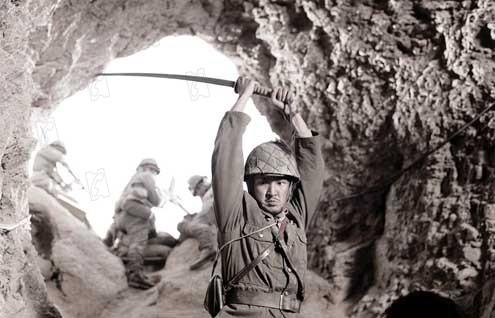 Lettres d'Iwo Jima : Photo Clint Eastwood, Shido Nakamura