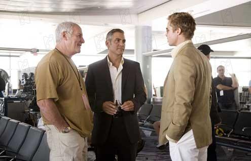 Ocean's 13 : Photo Brad Pitt, George Clooney, Jerry Weintraub