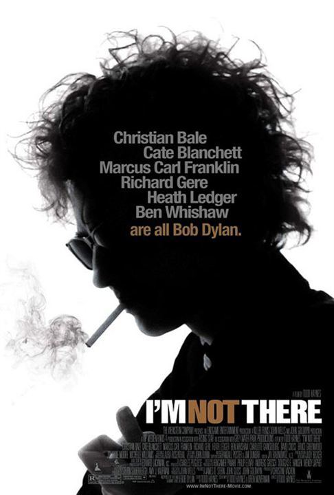 I'm Not There : affiche Cate Blanchett, Todd Haynes