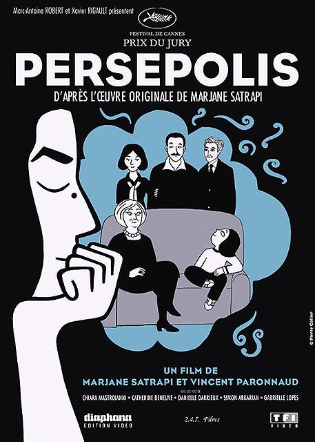 Persepolis : Affiche
