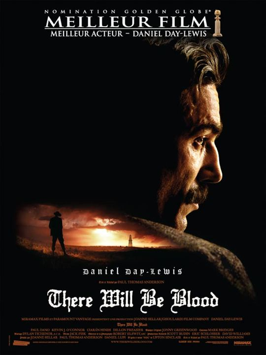 There Will Be Blood : Affiche
