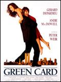 Green Card : Affiche