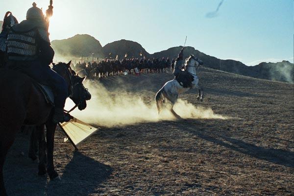 Nomad : Photo Ivan Passer, Talgat Temenov