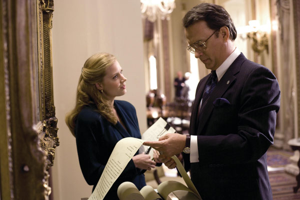 La Guerre selon Charlie Wilson : Photo Amy Adams, Tom Hanks