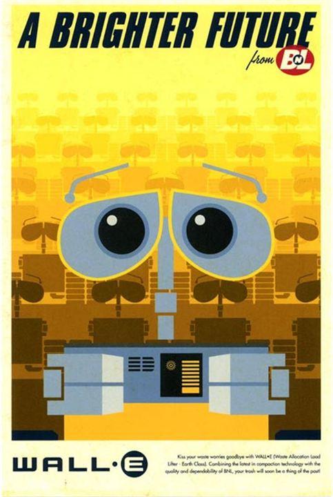 Wall-E : Affiche
