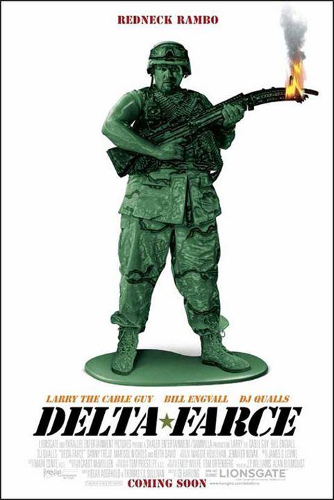Affiche du film delta farce affiche 2 sur 4 allocin for Best farcical films