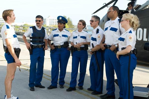 Alerte à Miami / Reno 911 ! : Photo Carlos Alazraqui, Cedric Yarbrough, Kerri Kenney-Silver, Mary Birdsong, Niecy Nash