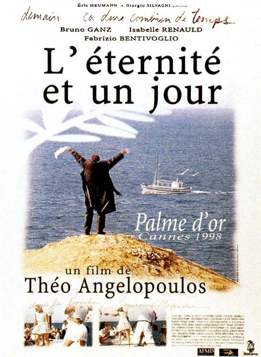 L'Eternité et un jour : Affiche Théo Angelopoulos