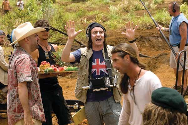 Tonnerre sous les Tropiques : Photo Ben Stiller, Damien Cockburn, Steve Coogan