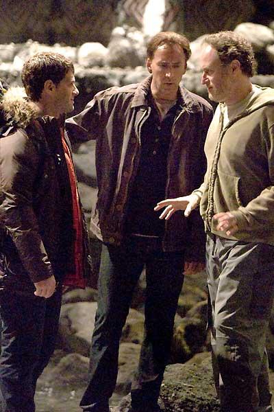 Benjamin Gates et le Livre des Secrets : Photo Justin Bartha, Nicolas Cage