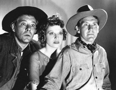 Des souris et des hommes : Photo Betty Field, Burgess Meredith, Lewis Milestone, Lon Chaney Jr.