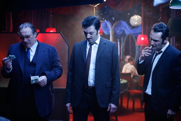 Mesrine : L'Instinct de mort : Photo Gérard Depardieu, Gilles Lellouche, Vincent Cassel