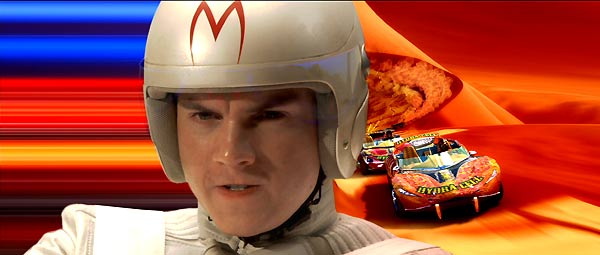 Speed Racer : Photo Emile Hirsch