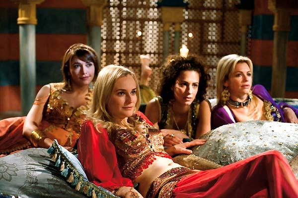 L'Age des ténèbres : Photo Caroline Neron, Denys Arcand, Diane Kruger, Emma de Caunes, Sylvie Léonard