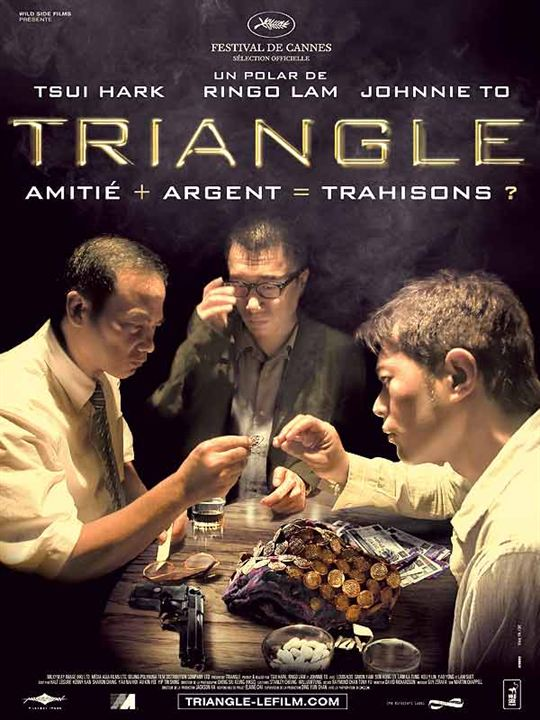 Triangle : affiche