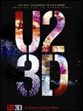 U2 3D : Affiche