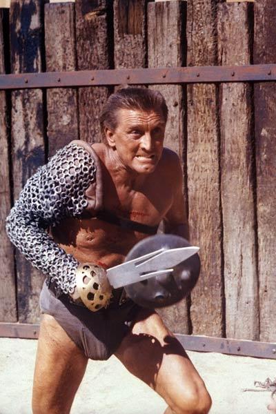 spartacus kirk douglas dieulois