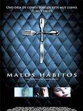 Affichette (film) - FILM - Malos habitos : 128362
