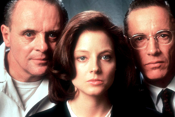Le Silence des agneaux : Photo Anthony Hopkins, Jodie Foster, Scott Glenn