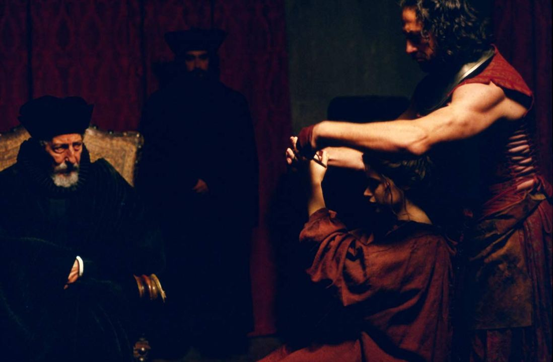 Artemisia Gentileschi : photo Agnès Merlet