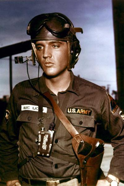 Café Europa en uniforme : Photo Elvis Presley, Norman Taurog
