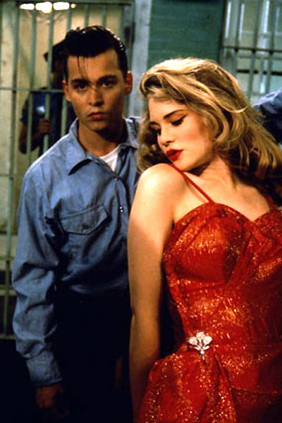 Cry-Baby : Photo Johnny Depp, Traci Lords