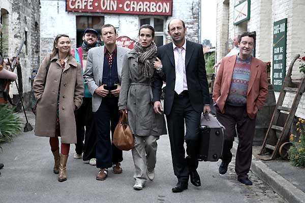 Bienvenue chez les Ch'tis : Photo Anne Marivin, Dany Boon, Guy Lecluyse, Kad Merad, Philippe Duquesne