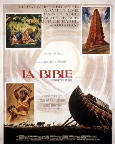 La Bible : Affiche