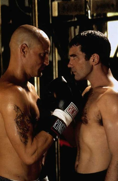 Les Adversaires : Photo Antonio Banderas, Ron Shelton, Woody Harrelson