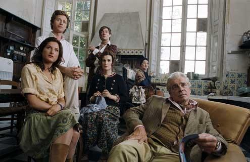 Les Aristos : Photo Armelle, Charlotte De Turckheim, Jacques Weber, Rudi Rosenberg, Vincent Desagnat