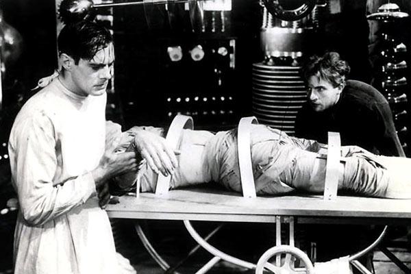 Frankenstein : Photo James Whale