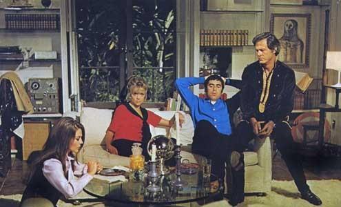 Bob et Carole et Ted et Alice : Photo Dyan Cannon, Elliott Gould, Natalie Wood, Paul Mazursky, Robert Culp
