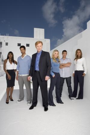 Les Experts : Miami : Photo Adam Rodriguez, David Caruso, Emily Procter, Eva LaRue, Jonathan Togo