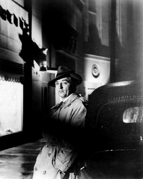 La Griffe du passé : Photo Jacques Tourneur, Robert Mitchum