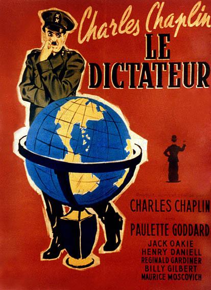 Le Dictateur : Photo Charles Chaplin, Jack Oakie, Paulette Goddard