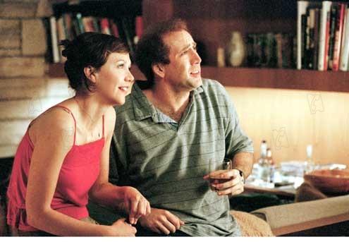 Adaptation. : Photo Maggie Gyllenhaal, Nicolas Cage, Spike Jonze