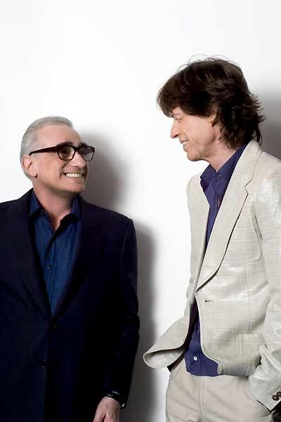 Shine a Light : Photo Martin Scorsese, Mick Jagger